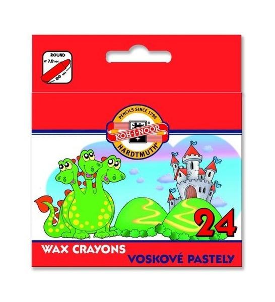 Voskovky 24ks 0120094