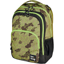 Batoh be.bag be.ready Abstract Camouflage