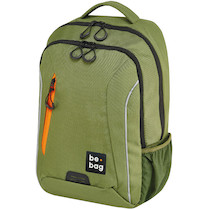 Batoh be.bag be.urban Chive Green