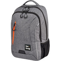 Batoh be.bag be.urban Grey Melange