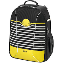 Batoh školní be.bag airgo Smiley B&Y Stripes