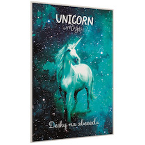 Desky na abecedu Unicorn Magic 2020