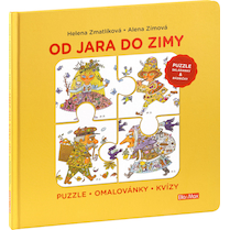 Kniha Od jara do zimy