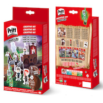 Kreativní sada Kids Monsters Fantómův kočár