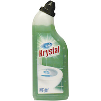 Krystal WC gel 750ml
