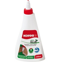 Lepidlo White Glue Kores 250ml