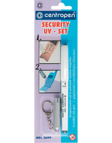 Security UV-set Centropen 2699