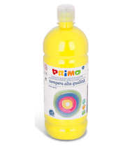 Tempera Primo 1000ml žlutá