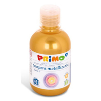 Tempera Primo metalic 300ml zlatá